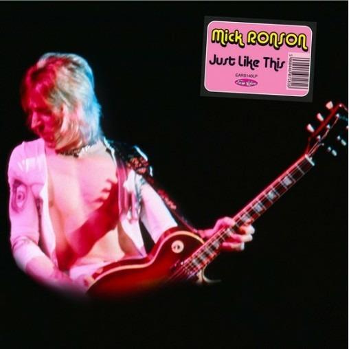 Just Like This - Vinile LP di Mick Ronson