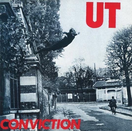 Conviction - Vinile LP di UT