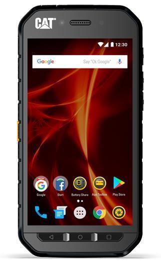 """CAT S41 12,7 cm (5"""") 3 GB 32 GB 4G Micro-USB Nero Android 7.0 5000 mAh"""