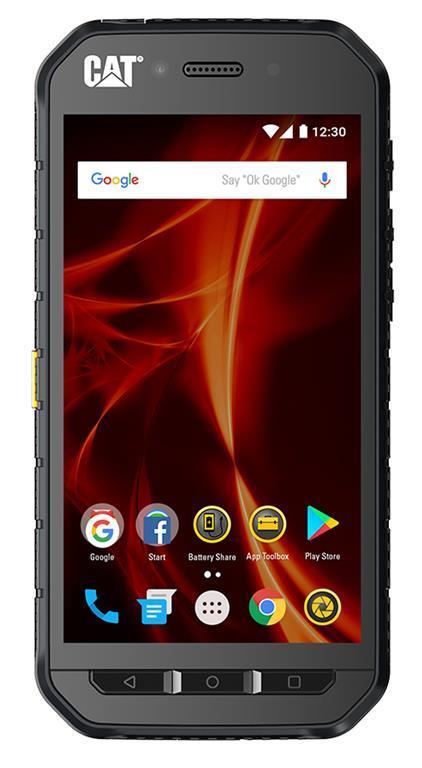 """CAT S41 12,7 cm (5"""") 3 GB 32 GB 4G Micro-USB Nero Android 7.0 5000 mAh - 2"""