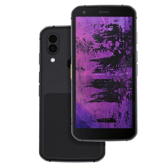 """CAT S62 Pro 4G 14,5 cm (5.7"""") 6 GB 128 GB USB tipo-C Nero Android 10.0 4000 mAh"""