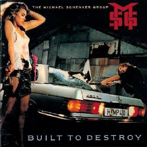 Built to Destroy - Vinile LP di Michael Schenker (Group)
