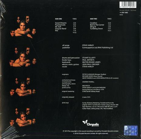 The Psychomodo - Vinile LP di Cockney Rebel - 2