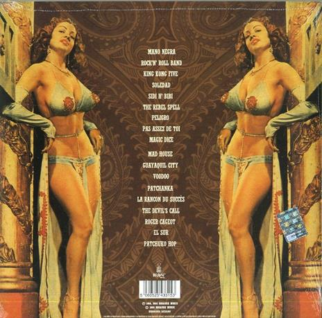 Puta's Fever - Vinile LP di Mano Negra - 2