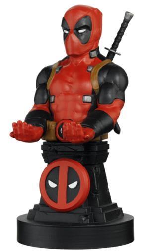 EXG Cable Guys - Deadpool Interno Nero, Marrone, Rosso Supporto attivo