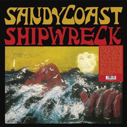 Shipwreck - Vinile LP di Sandy Coast