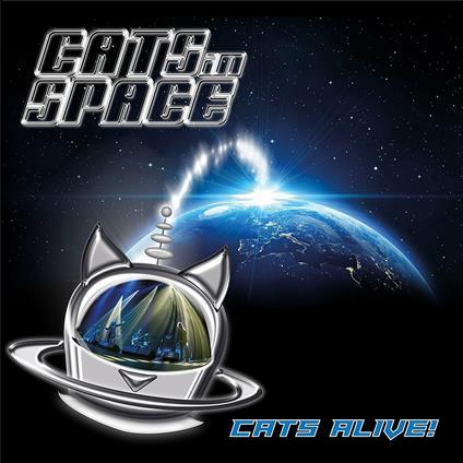 Cats Alive! - Vinile LP di Cats in Space