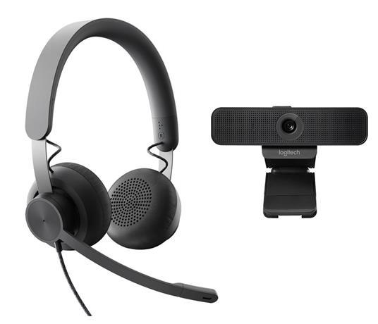 Logitech Wired Personal Video Collaboration Teams Kit sistema di conferenza 1 persona(e) 3 MP Sistema di videoconferenza personale