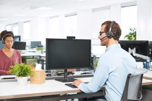 Logitech Wired Personal Video Collaboration Teams Kit sistema di conferenza 1 persona(e) 3 MP Sistema di videoconferenza personale - 9