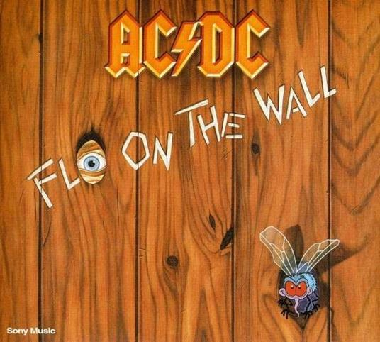 Fly on the Wall - CD Audio di AC/DC