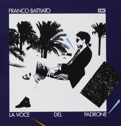 La voce del padrone - CD Audio di Franco Battiato