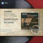 Concerto per pianoforte n.1 - Notturni - Ballata n.1 - Polacca n.6