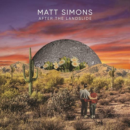 After the Landslide - CD Audio di Matt Simons