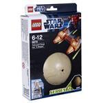 LEGO Star Wars (9678). Astronave Star Wars Twin-Pod Cloud Car & Bespin