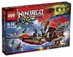 LEGO Ninjago (70738). Il volo finale del Vascello del destino