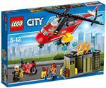 LEGO City Fire (60108). Unità di risposta antincendio
