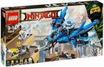 LEGO Ninjago (70614). Jet-fulmine