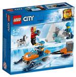 LEGO City Arctic Expedition (60191). Team di esplorazione artico