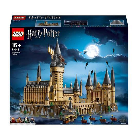 LEGO Harry Potter (71043). Castello di Hogwarts