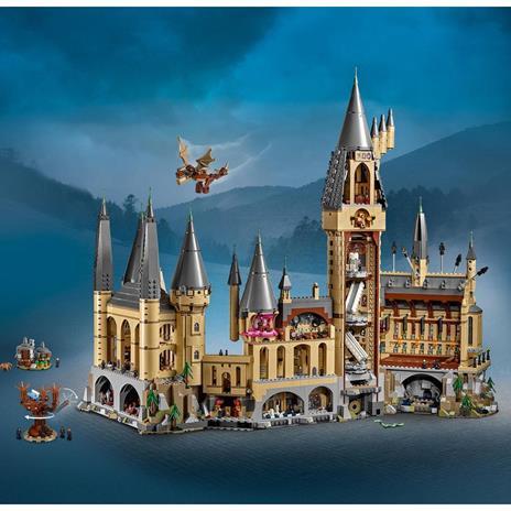 LEGO Harry Potter (71043). Castello di Hogwarts - 3