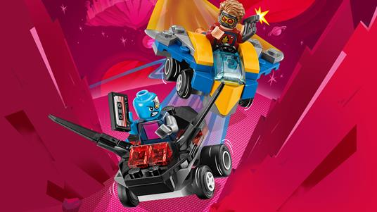 LEGO Super Heroes (76090). Mighty Micros: Star-Lord contro Nebula - 9