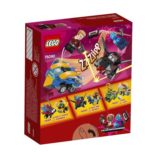 LEGO Super Heroes (76090). Mighty Micros: Star-Lord contro Nebula - 13