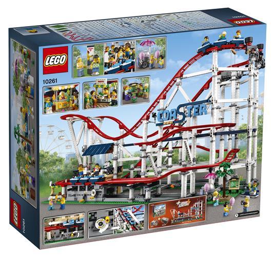 LEGO Creator Expert (10261). Montagne Russe - 2