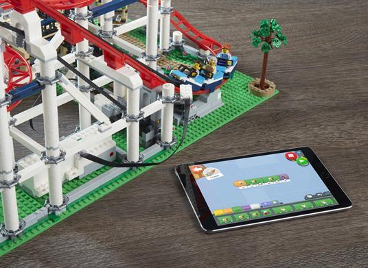 LEGO Creator Expert (10261). Montagne Russe - 4