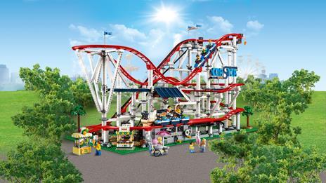 LEGO Creator Expert (10261). Montagne Russe - 5