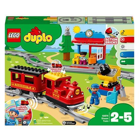 LEGO Duplo (10874). Treno a vapore - 4