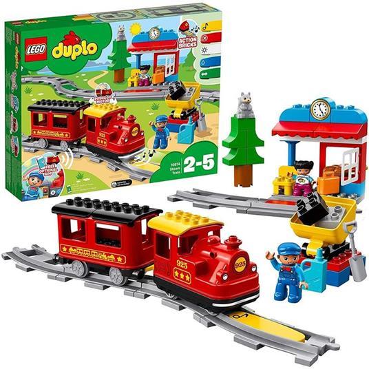 LEGO Duplo (10874). Treno a vapore - 3