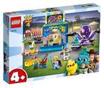 LEGO Juniors (10771). Toy Story 4: Buzz e Woody e la mania del carnevale!