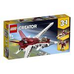 LEGO Creator (31086). Aereo futuristico