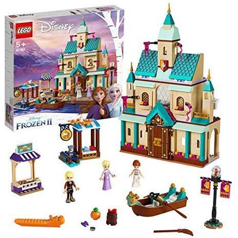 LEGO Frozen 2 (41167). Il villaggio del Castello di Arendelle - 2