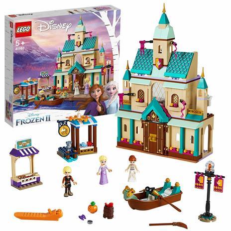 LEGO Frozen 2 (41167). Il villaggio del Castello di Arendelle - 4