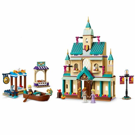 LEGO Frozen 2 (41167). Il villaggio del Castello di Arendelle - 5