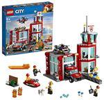 LEGO City Fire (60215). Caserma dei Pompieri