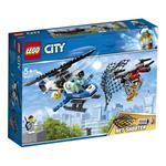 LEGO City Police (60207). Inseguimento con il drone della Polizia aerea