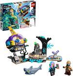 LEGO Hidden Side (70433). Sottomarino di J.B.