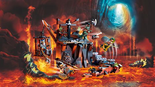 LEGO Ninjago (71717). Viaggio nelle Segrete dei Teschi - 3