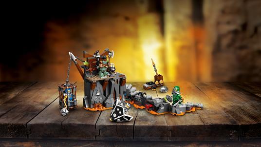 LEGO Ninjago (71717). Viaggio nelle Segrete dei Teschi - 4