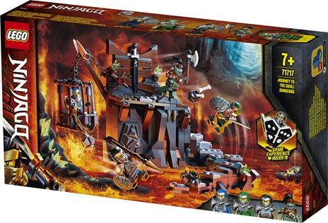 LEGO Ninjago (71717). Viaggio nelle Segrete dei Teschi - 9