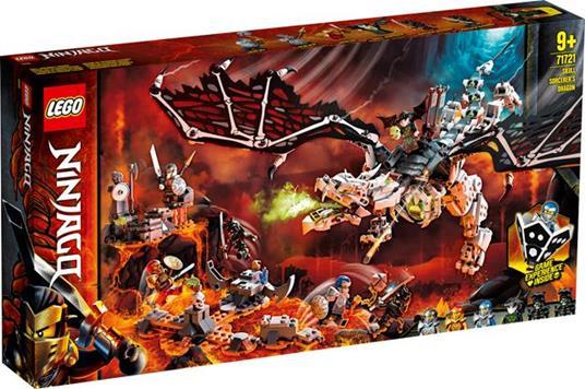 LEGO Ninjago (71721). Drago dello Stregone Teschio - 3