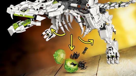 LEGO Ninjago (71721). Drago dello Stregone Teschio - 9