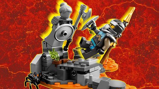 LEGO Ninjago (71721). Drago dello Stregone Teschio - 12