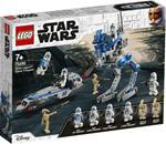 LEGO Star Wars (75280). Clone Trooper della Legione 501