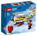 LEGO City Great Vehicles (60250). Aereo postale