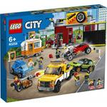LEGO City Turbo Wheels (60258). Autofficina