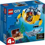 LEGO City Oceans (60263). Minisottomarino oceanico