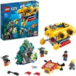 LEGO City Oceans (60264). Sottomarino da esplorazione oceanica